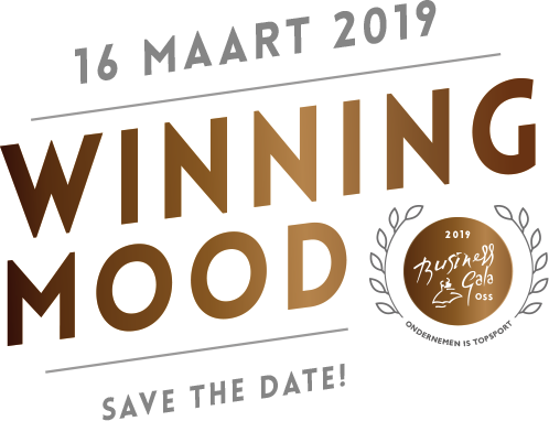 16 maart 2019 - Save the date!